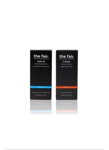 The Fair the fair.Yoğun Nem ve Ton Eşitleyici Set- Back to Baby Face Renksiz